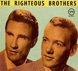 Unchained Melody sheet music by The Righteous Brothers