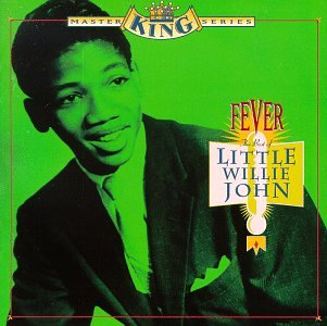 Little Willie John Fever cover art