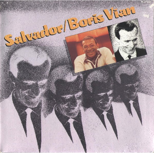 Henri Salvador Derouillade Blues cover art