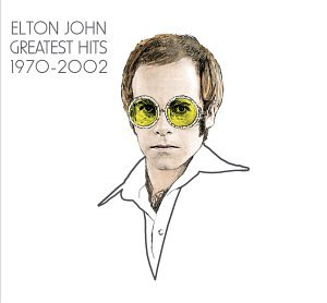 Elton John Bad Side Of The Moon cover art