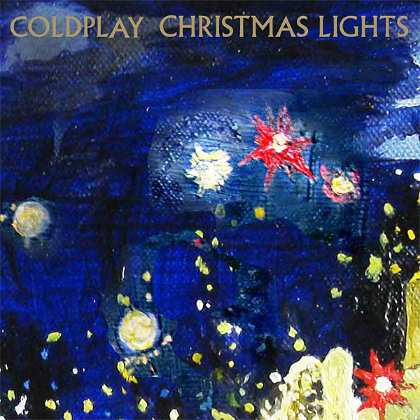Christmas Lights Coldplay
