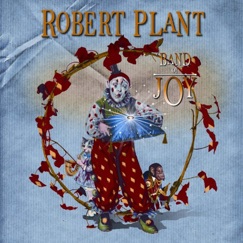 Robert Plant Angel Dance cover art