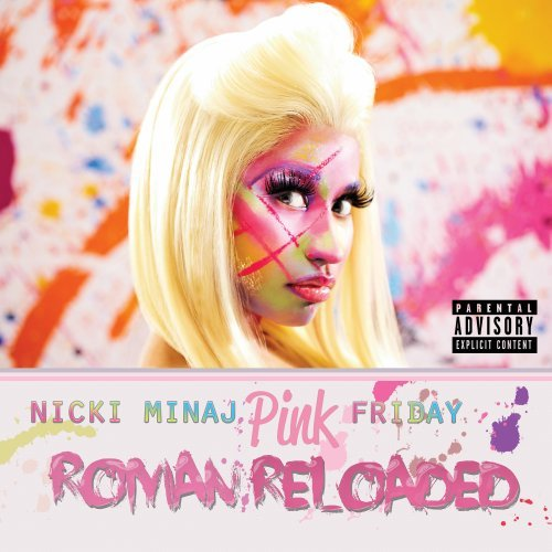 Nicki Minaj Pound The Alarm cover art