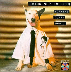 Rick Springfield Jessie's Girl cover art