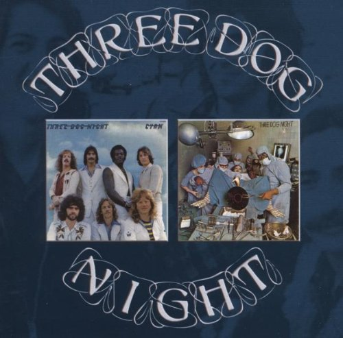 Three Dog Night Shambala cover art