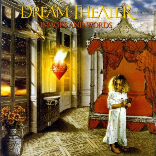 Dream Theater Under A Glass Moon cover art