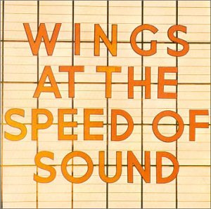 Paul McCartney & Wings She's My Baby cover art