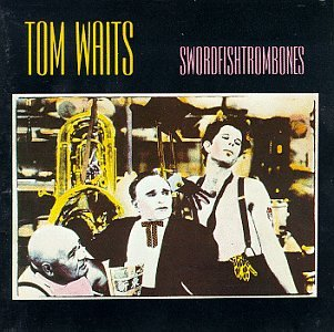 Tom Waits Underground cover art