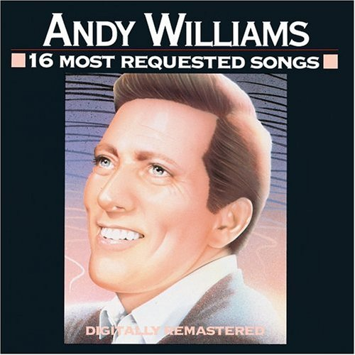 Andy Williams Moon River (from Breakfast At Tiffany's) cover art