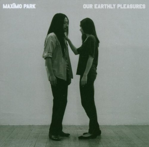 Maximo Park Books From Boxes cover art