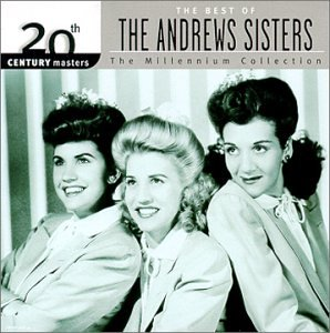 The Andrews Sisters Corns For My Country cover art