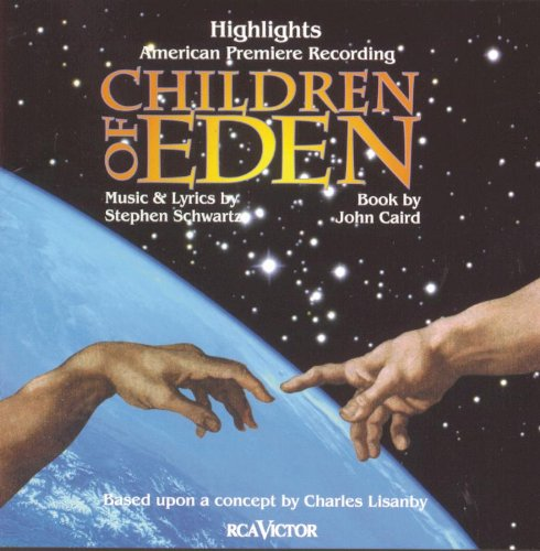 Stephen Schwartz The Spark Of Creation (from Children of Eden) (arr. Mac Huff) cover art