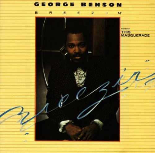 George Benson This Masquerade cover art