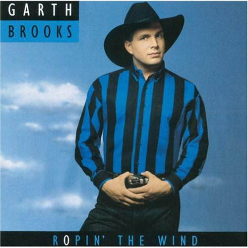 Garth Brooks Papa Loved Mama cover art