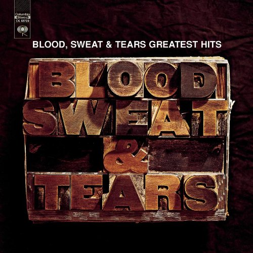 Blood, Sweat & Tears You've Made Me So Very Happy cover art