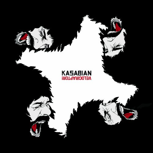 Kasabian I Hear Voices cover art
