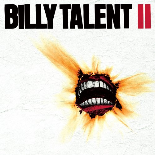 Billy Talent Perfect World cover art