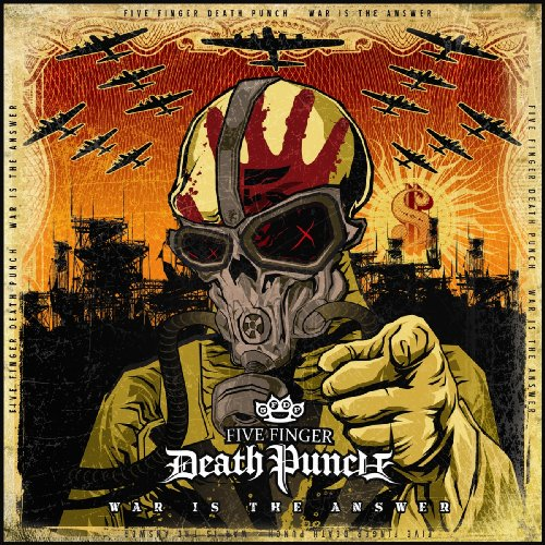 Five Finger Death Punch Dying Breed cover art