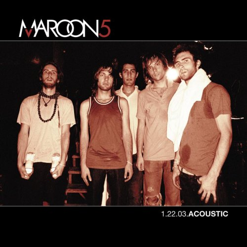 Maroon 5 If I Fell cover art
