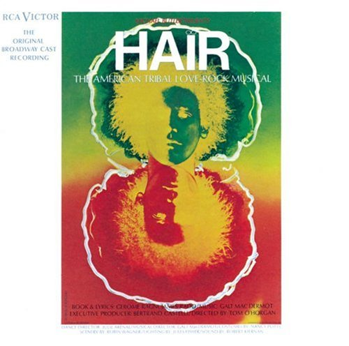 Galt MacDermot Frank Mills (from 'Hair') cover art
