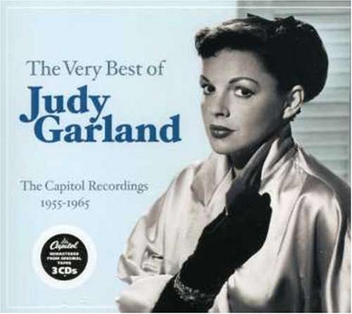 Judy Garland I'm Old Fashioned cover art
