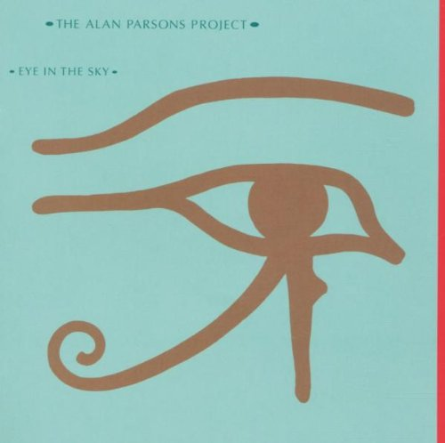 The Alan Parsons Project Eye In The Sky cover art