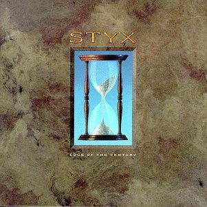 Styx Love Is The Ritual cover art