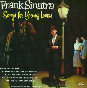 Frank Sinatra I Get A Kick Out Of You cover art