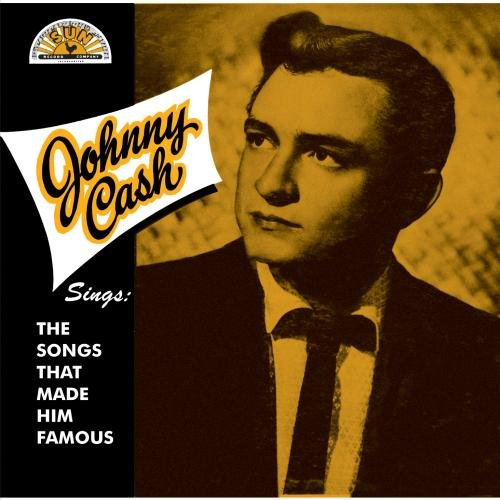 Johnny Cash Home Of The Blues cover art