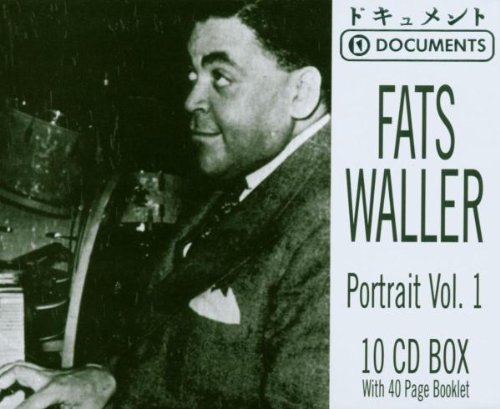 Fats Waller Lounging At The Waldorf cover art
