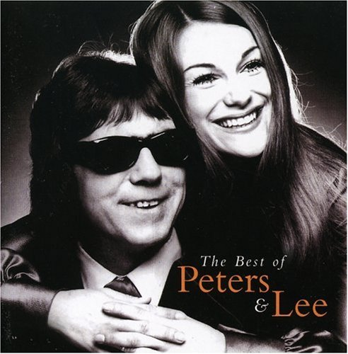 Peters & Lee Hey, Mr Music Man cover art