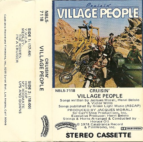 Village People Y.M.C.A. cover art