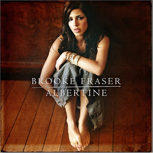 Brooke Fraser Love, Where Is Your Fire? cover art