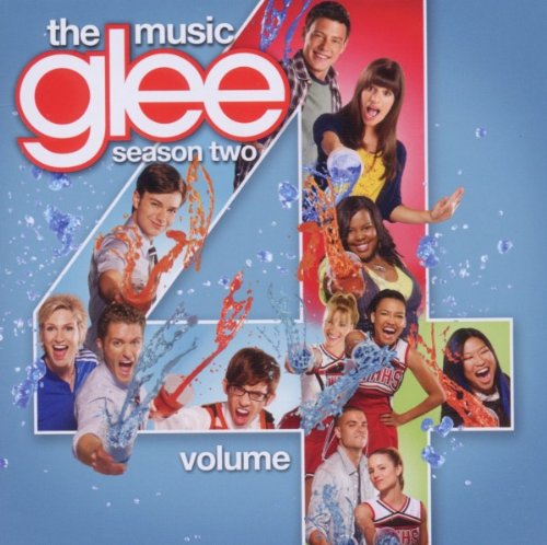 Glee Cast Teenage Dream cover art