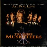 All For Love (from The Three Musketeers) Sheet Music
