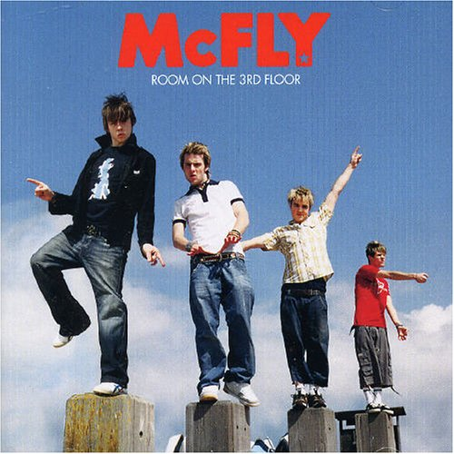 McFly She Left Me cover art