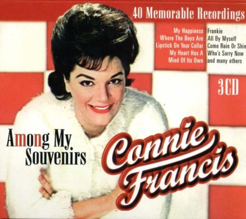 Connie Francis My Happiness cover art