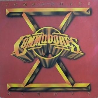 The Commodores Easy cover art