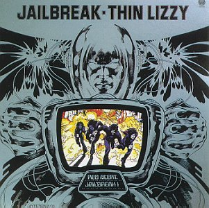 Thin Lizzy The Boys Are Back In Town cover art