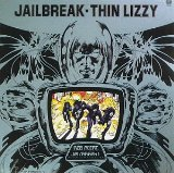 Jailbreak sheet music by Thin Lizzy