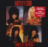 Shout At The Devil sheet music by Motley Crue