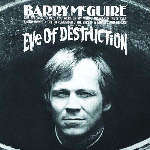Barry McGuire Eve Of Destruction cover art