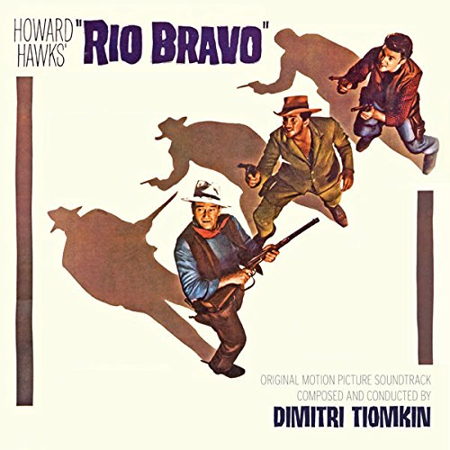 Dimitri Tiomkin My Rifle, My Pony And Me cover art
