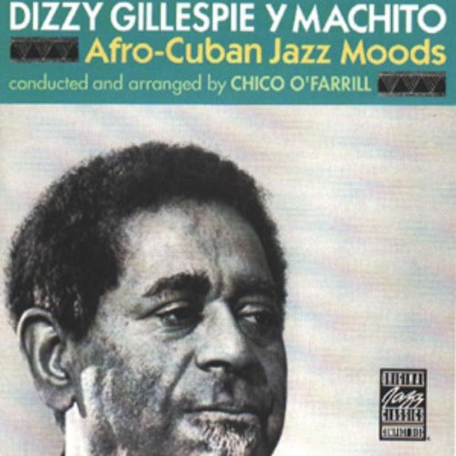 Dizzy Gillespie A Night In Tunisia cover art