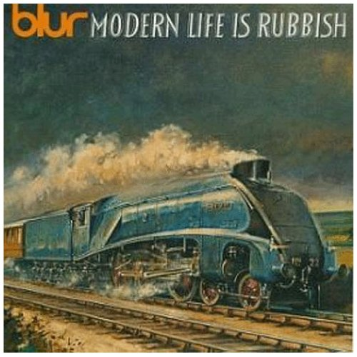 Blur Young And Lovely cover art