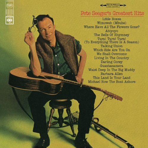 Pete Seeger Turn! Turn! Turn! (To Everything There Is A Season) cover art