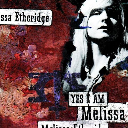 Melissa Etheridge All American Girl cover art