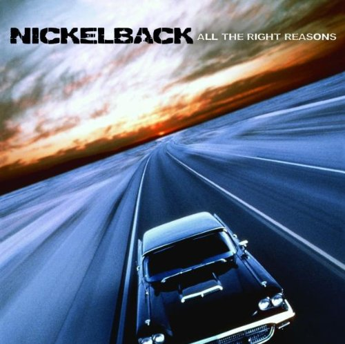 Nickelback Far Away cover art