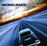 Photograph sheet music by Nickelback