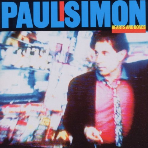 Paul Simon Song About The Moon cover art